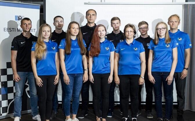 Eesti malekoondis teel 43. maleolümpiale
