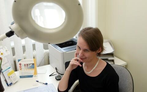Professor Külli Kingo pälvis aasta akadeemilise naisteadlase aunimetuse 2016. aastal.