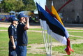 Соревнования полицейских в Нарве.