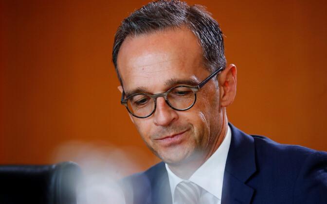 Saksamaa välisminister Heiko Maas.