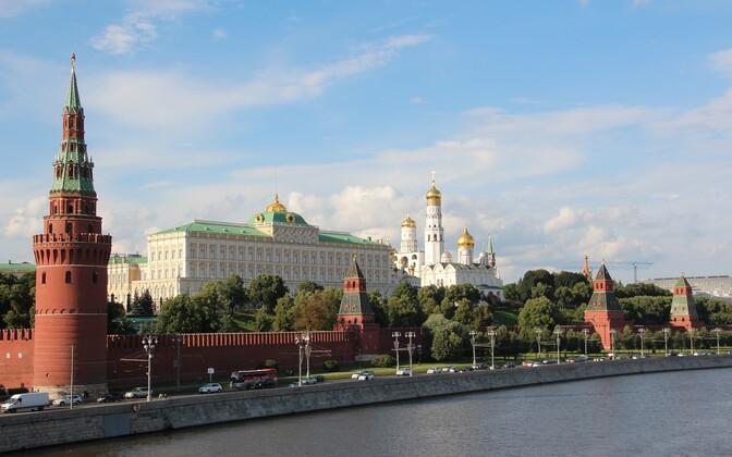 Москва. Иллюстративная фотография.