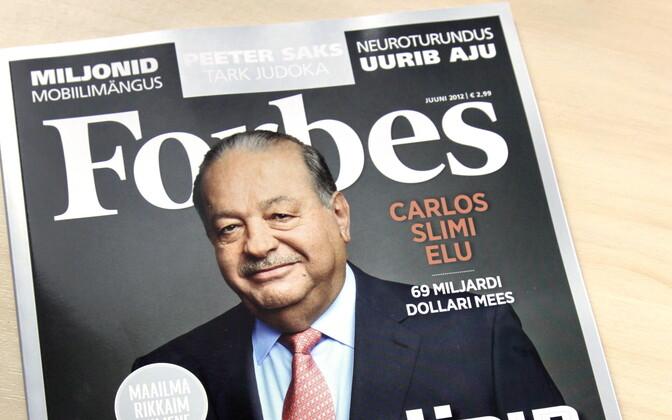 Ajakiri Forbes.
