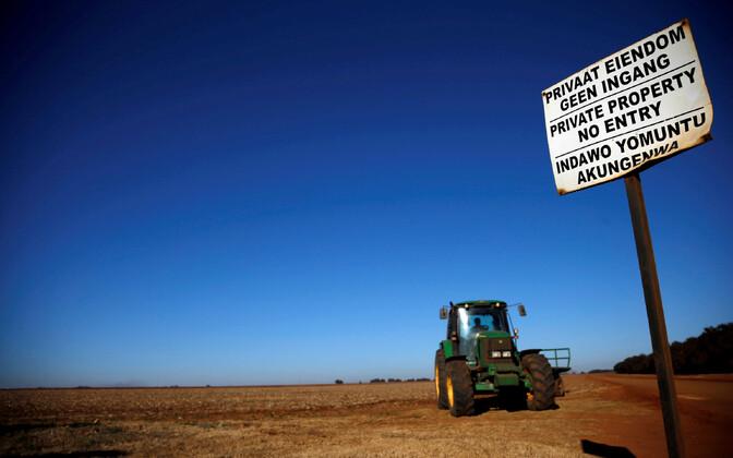 Farm Lõuna-Aafrika Vabariigis.