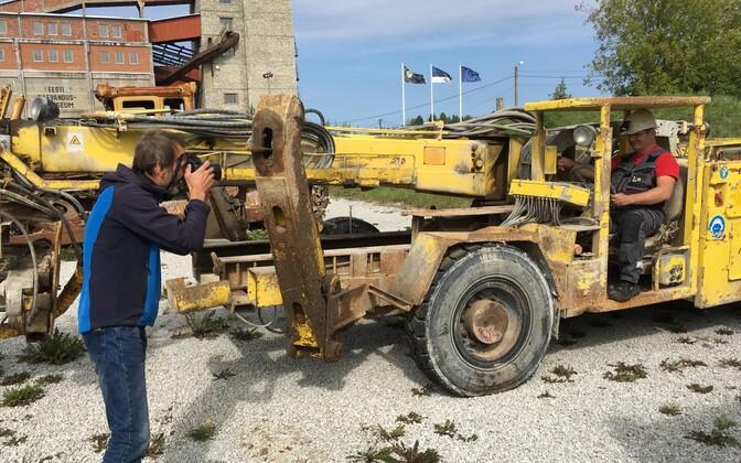 Kaevandusmuuseumi uus eksponaat
