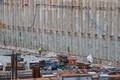 Porto Franco arenduse nurgakivi panek.