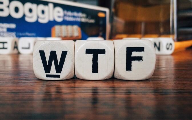 Символ WTF хотят использовать в качестве товарного знака для моющего средства.