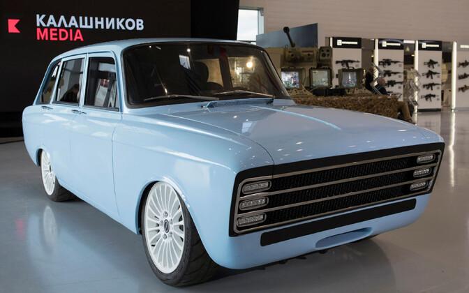 Электромобиль CV-1 от
