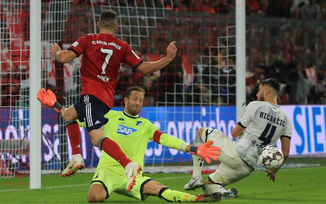 Bundesliga avamäng Müncheni Bayerni ja Hoffenheimi vahel