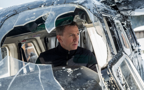 James Bondi kehastab taas Daniel Craig