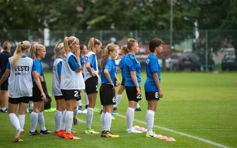 Eesti U-17 tütarlaste jalgpallikoondis
