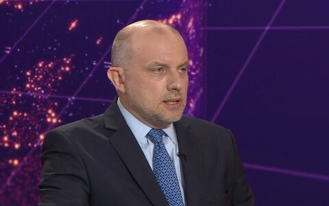 Defence Minister Jüri Luik.