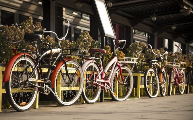 Велосипеды. Иллюстративное фото.
