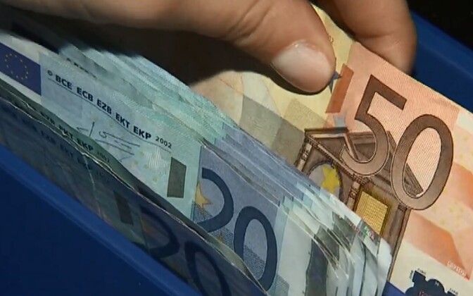 Euros. Image is illustrative