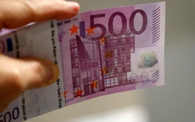 Зарплаты в Эстонии продолжают расти.