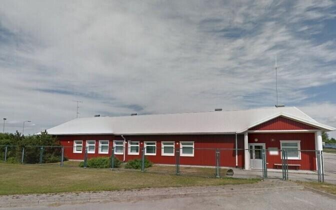 Haapsalu Linnahooldus offices.