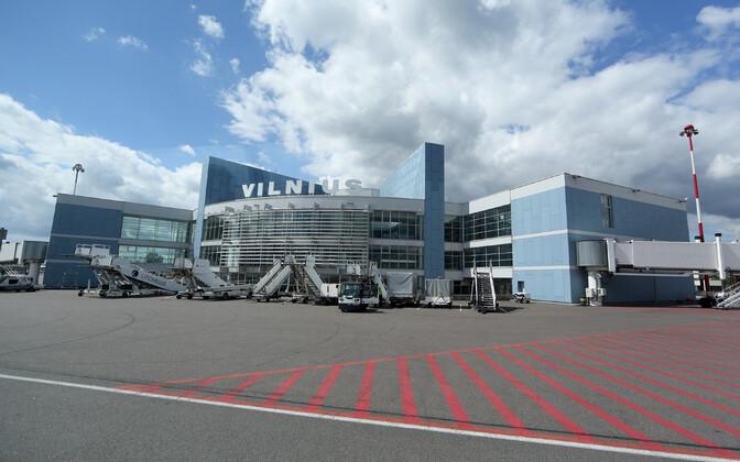Vilniuse lennujaam.
