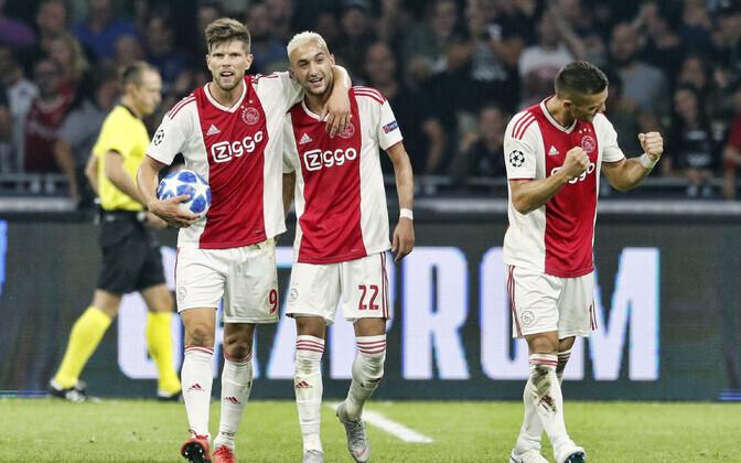 Amsterdami Ajaxi mängijad