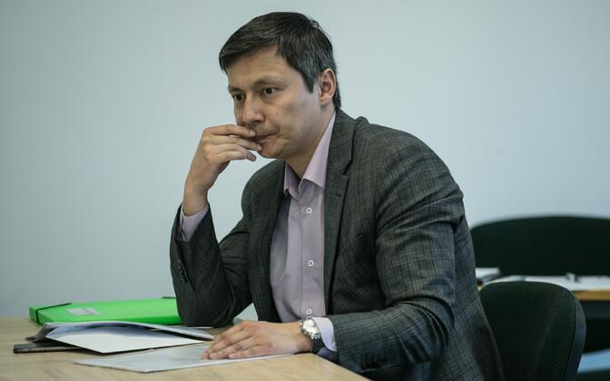 Михаил Кылварт прокомментировал политическую ситуацию в Нарве.
