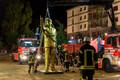 Saksa linnas tekitas elevust kuldset värvi Erdogani skulptuur