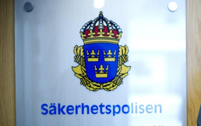 Rootsi kaitsepolitsei Säpo.