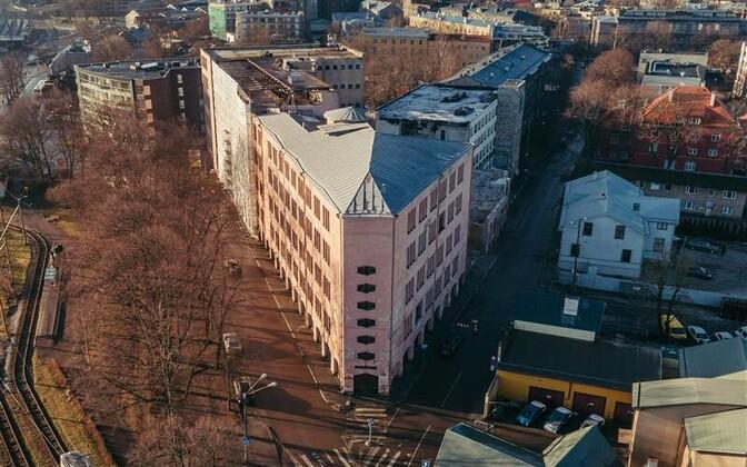 Eesti Kunstiakadeemia uus maja