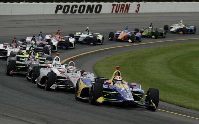 IndyCar'id Long Pondis