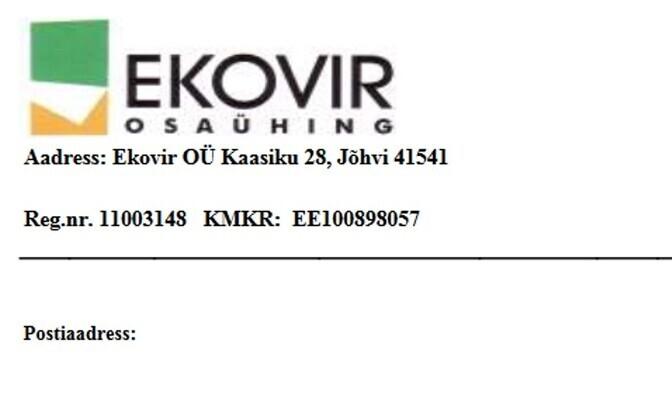 Фирма исправила ошибку в слове Jõhvi.