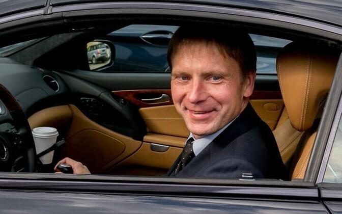Ээрик-Нийлес Кросс может стать первым номером реформистов в Ида-Вирумаа.