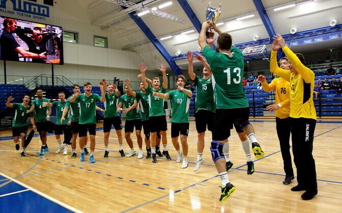 Hammarby IF võitis Tallinnas peetud käsipalliturniiri
