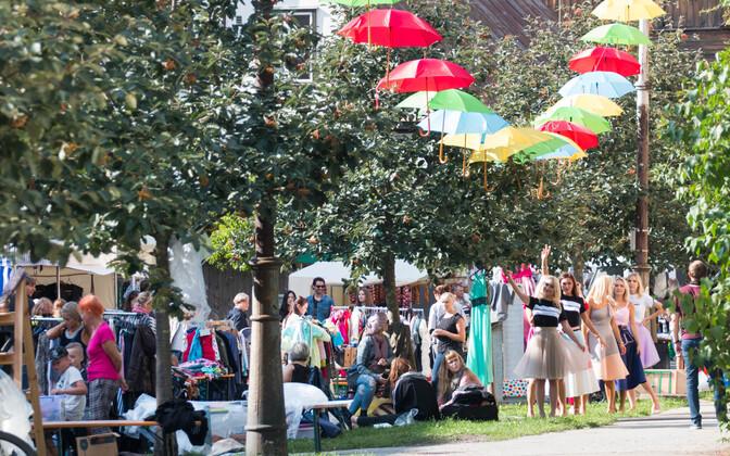 Уличный фестиваль