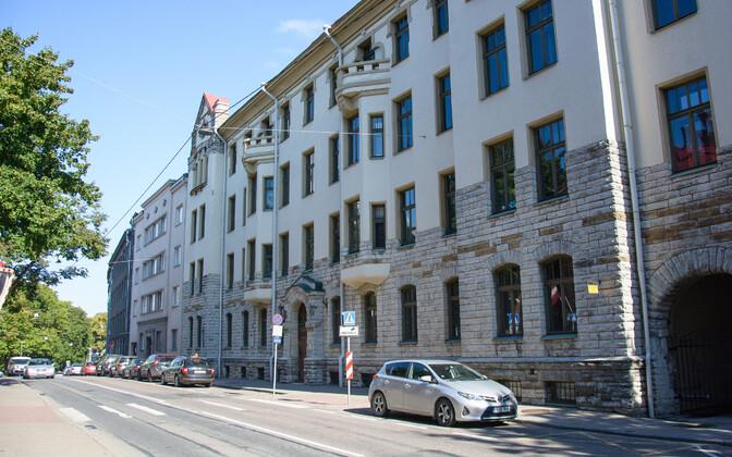 Justiitsministeeriumi endine hoone Tõnismäel