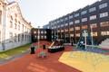 Uus Euroopa Kooli koolihoone ja asukoht