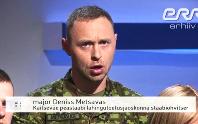 Денис Метсавас в передаче