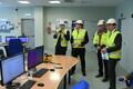 Открытие электростанции