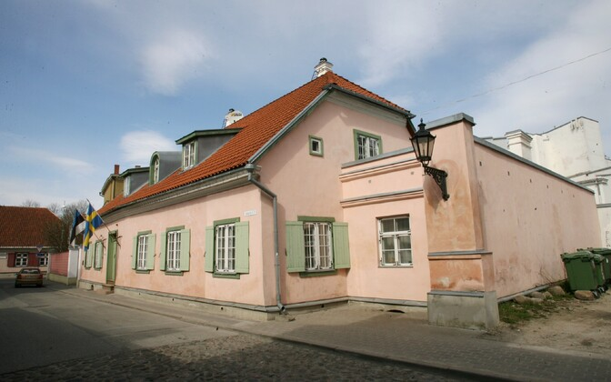 Uppsala maja Tartus