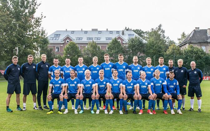 Eesti U-21 noormeeste jalgpallikoondis