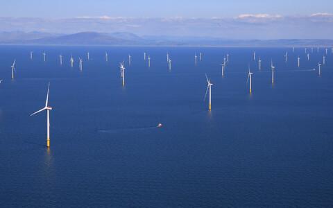 Walney Extensioni tuulepark.