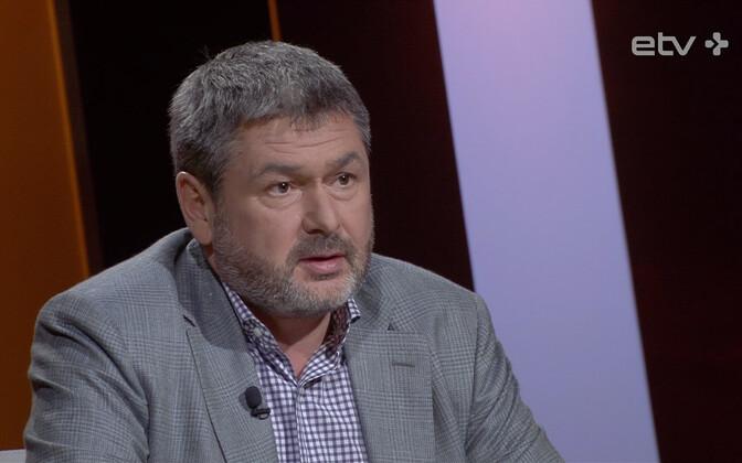 Олег Осиновский.