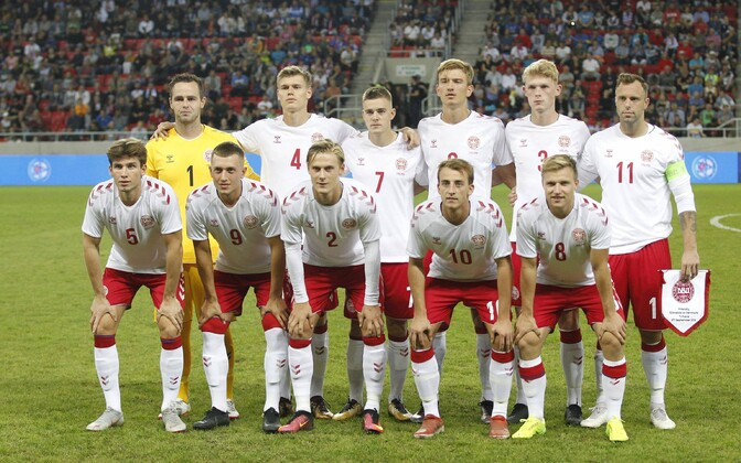 Amatöörmängijatest koosnenud Taani koondis kaotas Slovakkiale 0:3