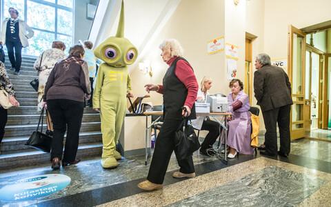 Salme kultuurikeskus on ürituste korraldamiseks populaarne koht. Nüüd tuleb mõneks ajaks muid ruume otsida.
