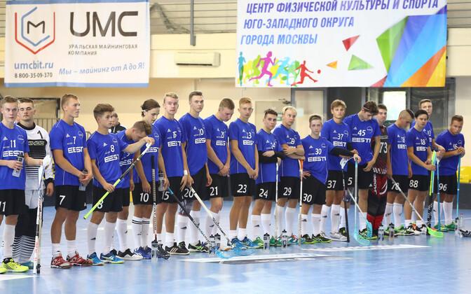 Eesti U-19 saalihokikoondis