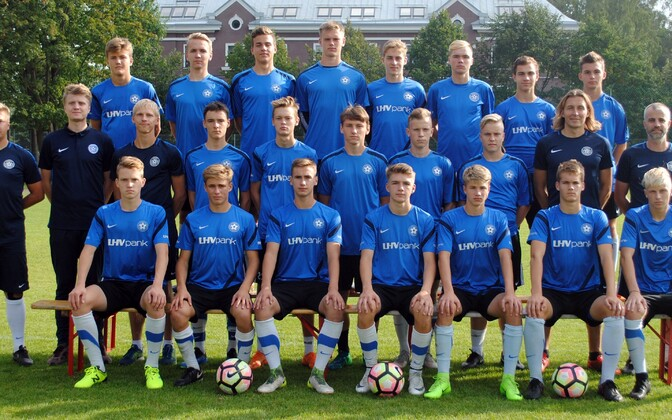 c8c39734606 U-17 jalgpallikoondis jäi Poolale alla | Jalgpall | ERR
