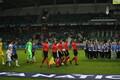 Jalgpalli Rahvuste liiga mäng Eesti - Kreeka