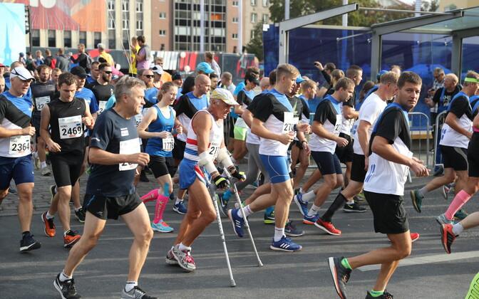 Tallinna maraton.