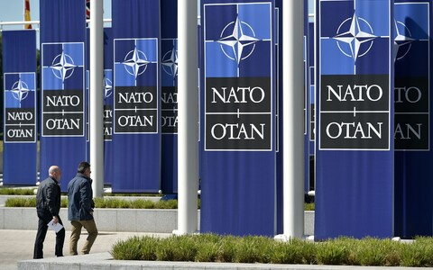 НАТО. Иллюстративная фотография.