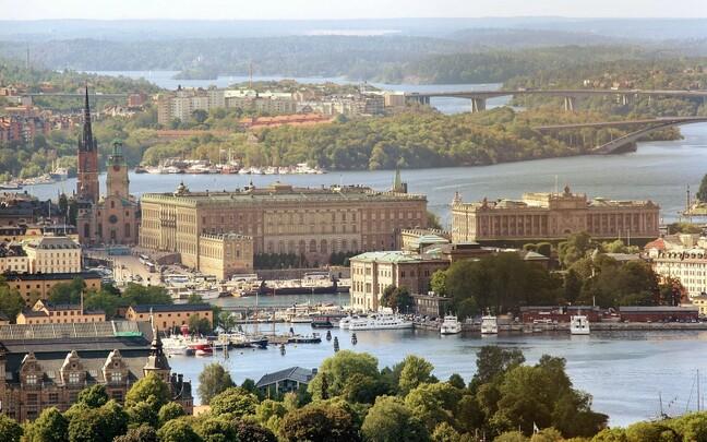 Стокгольм, Иллюстративная фотография.