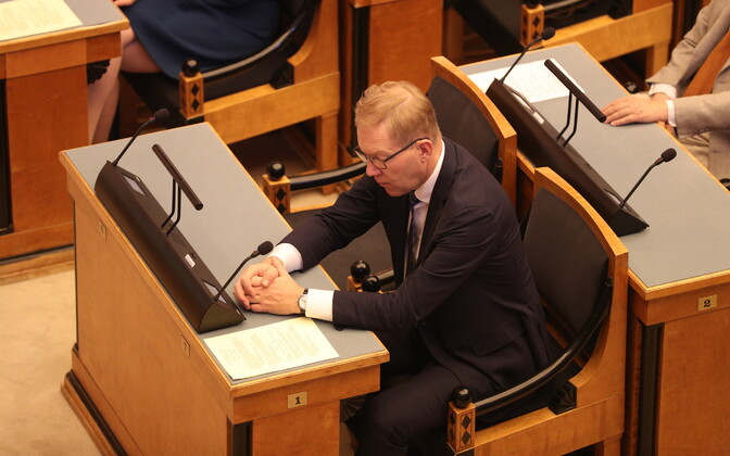 MP Marko Mihkelson (Reform).