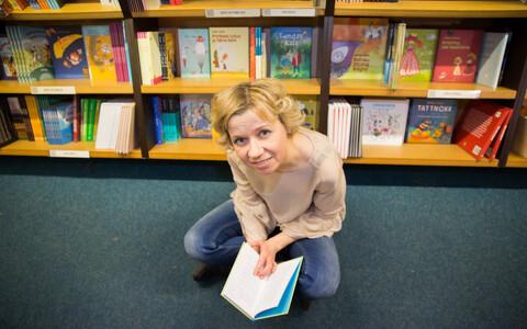 Piret Raud on kirjutanud mitukümmend aastat raamatuid just lastele.