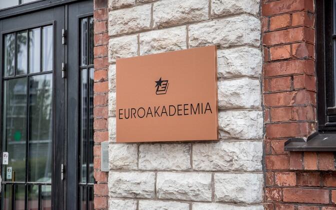 Euroacademy in Tallinn.