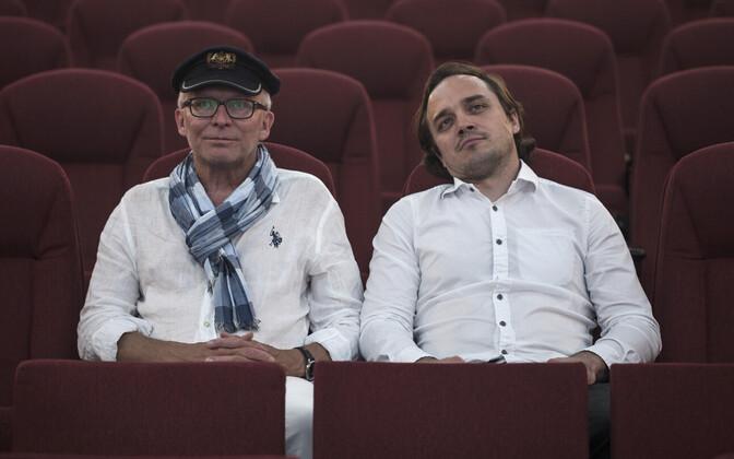 Jaan Sööt ja Andre Maaker.